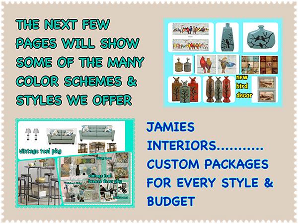 Jamieu0027s Interiors