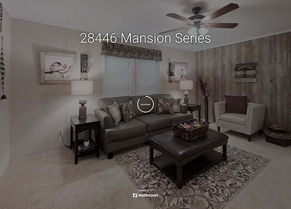 28446 Mansion Series Model Home