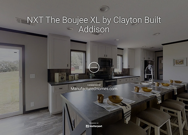 NXT The Boujee XL Model Home